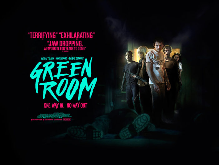 Telegraph Hill appointed by Picturehouse Entertainment and Altitude Film Distribution to lead digital marketing of new US horror Green Room