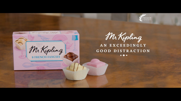 McCann London launches new brand positioning for Premier Foods' Mr Kipling