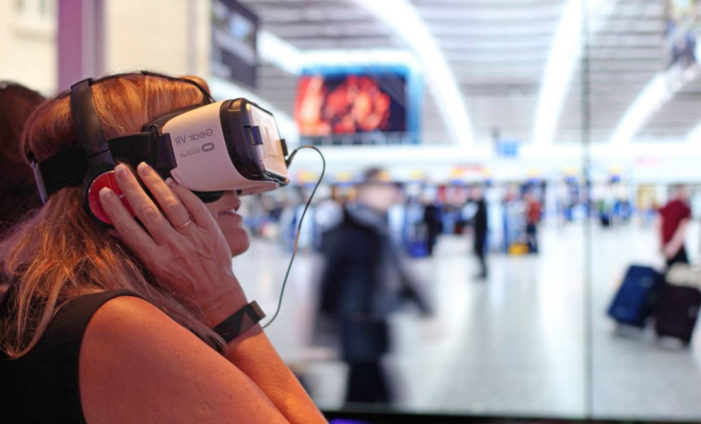 JCDecaux Airport UK reveals Heathrow Airport VR exploration