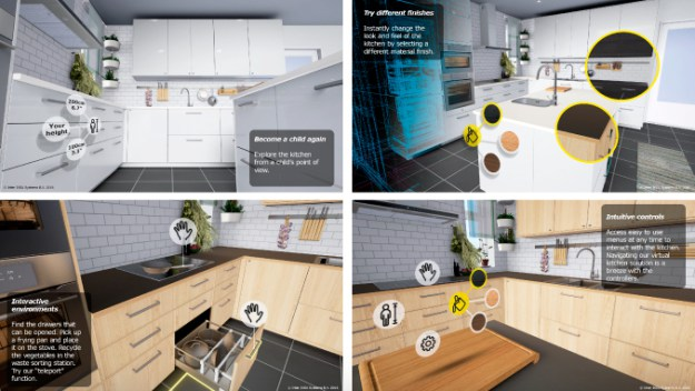 Ikea Brings VR to Kitchen Remodelling