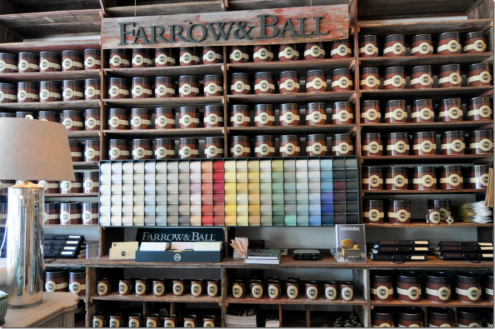 Fearlessly Frank Appointed by Farrow & Ball
