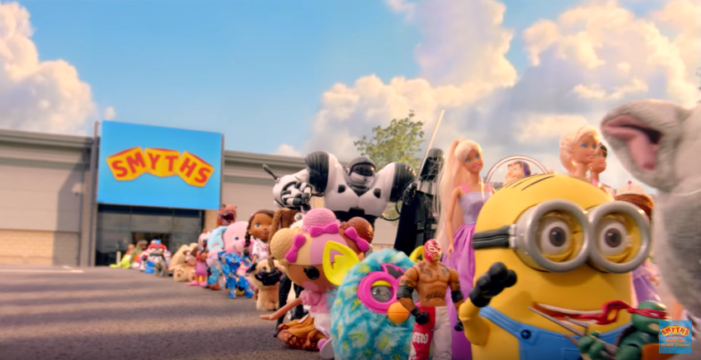 Smyths Toys hires McCann Manchester for creative brief