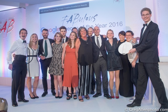 AMV BBDO Claim a Hat-trick of Google FAB Agency of the Year Crowns at The 18th FAB Awards