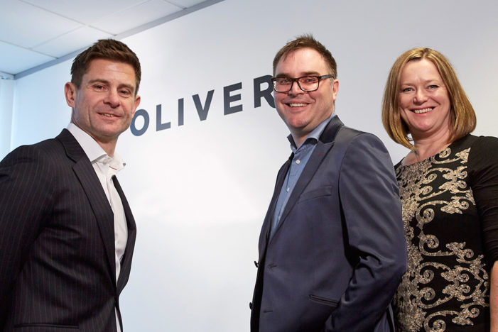 OLIVER Group expands with launch of Manchester office