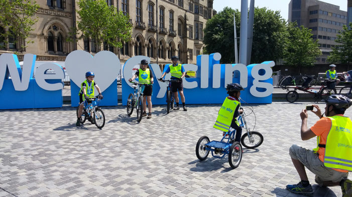 RPM, Sky and British Cycling prepare to host one millionth participant at final series of Sky Ride events