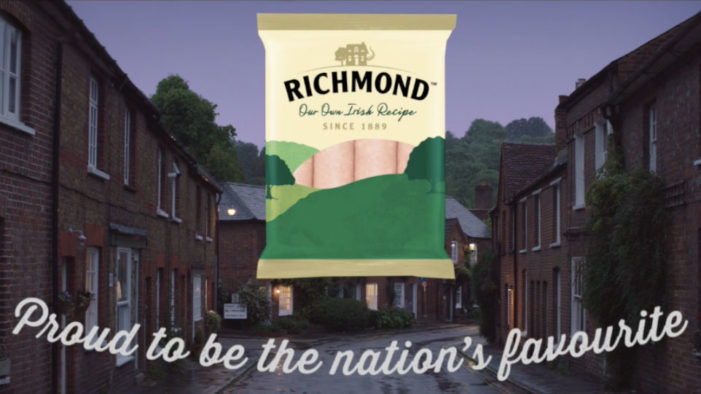 Richmond Celebrates its Pride in Being the UK's Favourite Sausage Brand in New TV Campaign