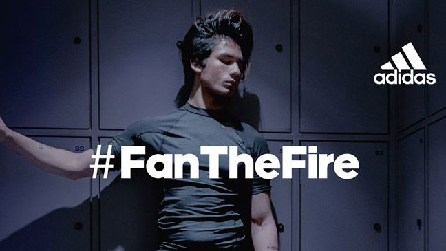 adidas urges Indian sports lovers to shower support on unrecognised stars in #FanTheFire campaign