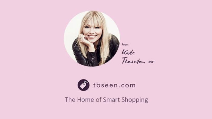 Kate Thornton's cashback shopping site launches first content-led digital OOH campaign