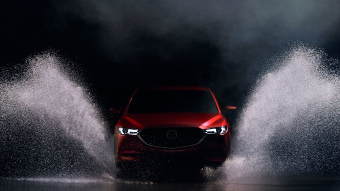 Antidote creates pan-European launch ad for new Mazda CX-5