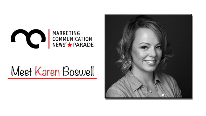MarComm's Star Parade: Meet Karen Boswell