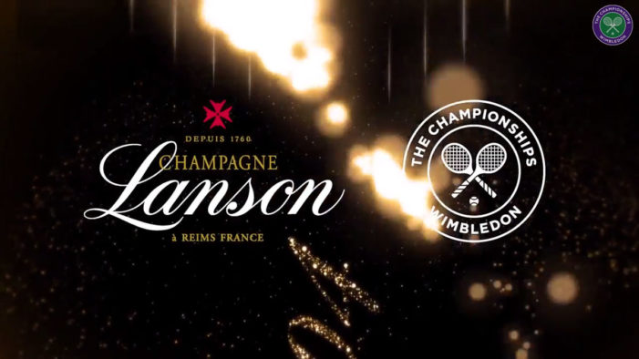 Space Launch New Social Campaign to Mark Lanson's 40th Year at Wimbledon