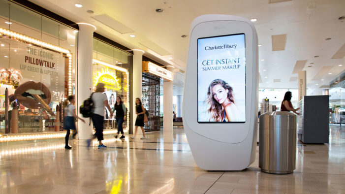 Charlotte Tilbury unveil digital OOH campaign featuring user-generated content