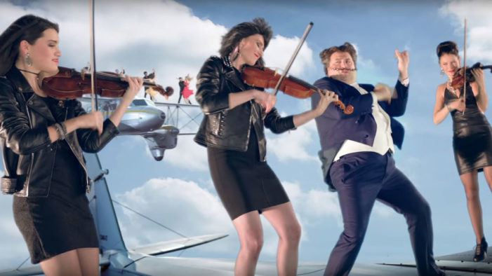 GoCompare Channels Quintessentially British Spirit in New TVC