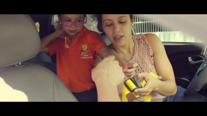 "McCann Santo Domingo and Nido create ""Umbilicar"" car safety device"