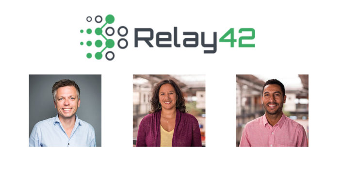 Relay42 builds upon growth with three new senior leadership appointments