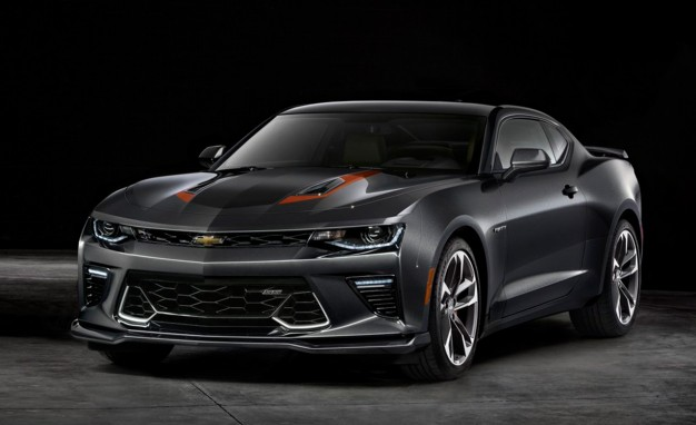 Chevrolet celebrates Camaro's 50th anniversary with an unprecedented test