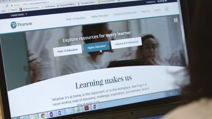 Pearson Launches All New Digital Customer Experience with Accenture Interactive