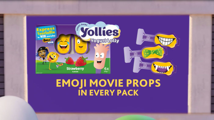 Kerry Foods to Inject Emoji Fun Onto the UK's TV Screens