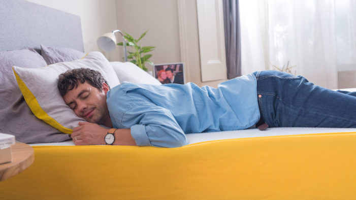 New eve Sleep advertising campaign advocates joining the Sleep Rich