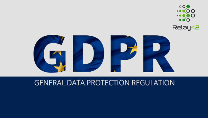 92% of CMOs in financial sector prepared for GDPR, according to Relay42