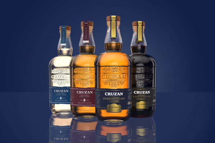 Webb deVlam Creates a New Message in a Bottle for Cruzan Rum