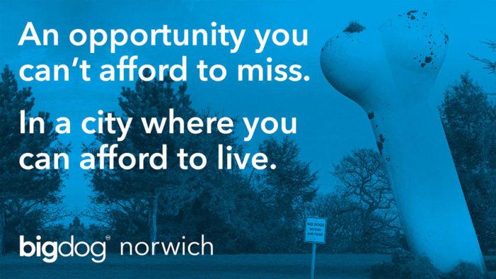 bigdog Norwich targets London leaders of the pack