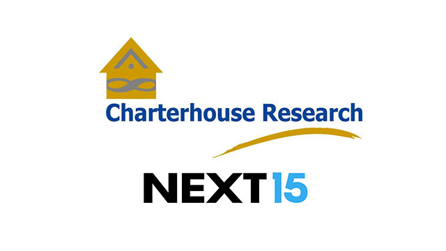 The Next15 Group welcomes financial specialist Charterhouse Research