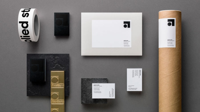 Ragged Edge rebrand for Applied Studio brings together substance and style