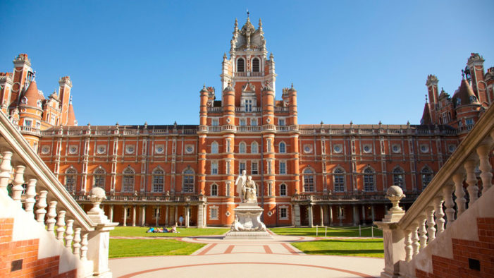 Royal Holloway appoints Splendid Unlimited to transform university's online presence