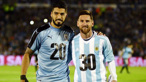 Luis Suarez and Lionel Messi help Mercado McCann launch Uruguay and Argentina's joint FIFA World Cup bid