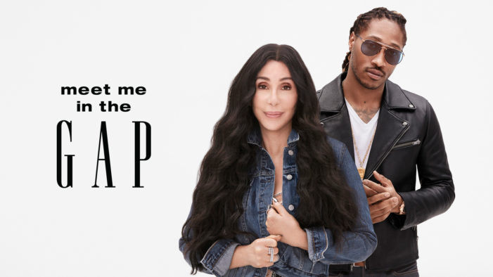 "Gap team with Yard NYC to launch new ""Meet Me in the Gap"" campaign"