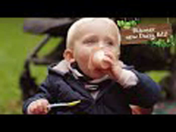 "Things Unlimited Taps ""Hangry Toddler"" Moment In New Super Yummies Ad For Cow And Gate"