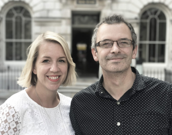 PB Creative boosts its senior team with two new appointments:  Creative Director Lloyd Moffat and Client Services Director Anna Amos