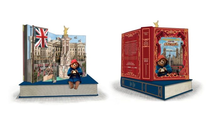 Conran Design Group Designs Paddington Pop Up Books to Support Paddington 2 Movie Release