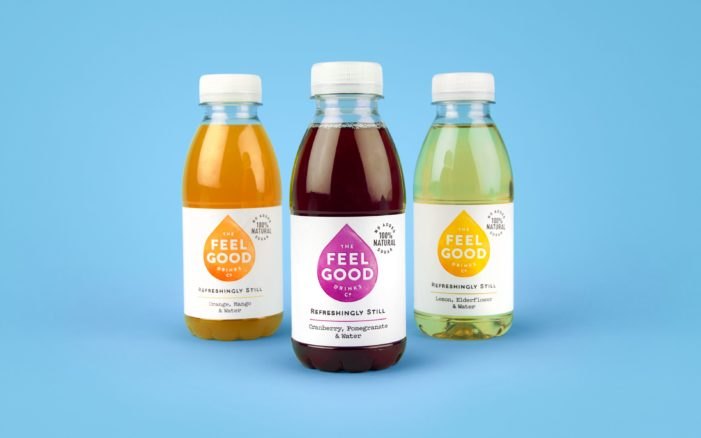 Robot Food Quench Feel Good's Thirst for an Identity with Purpose