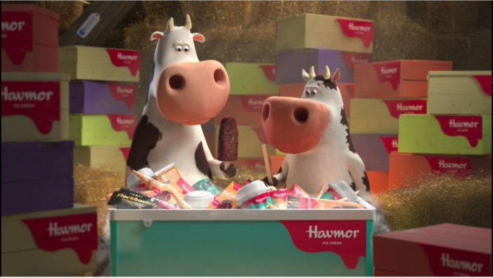 Havmor Employs Two 'Cool Gaiz' To Prove That They Are #MadeOfMilk