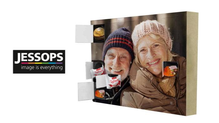 Jessops kick starts the countdown to Christmas with launch of personalised photo advent calendars
