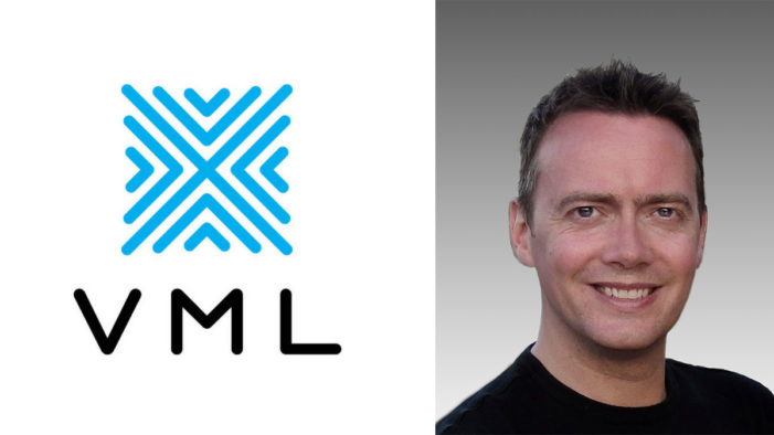 Jon Sharpe announced as CEO of VML Europe