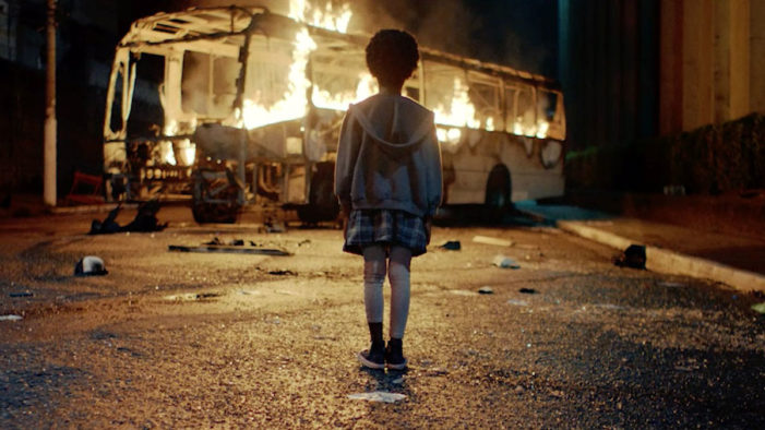 Mercedes-Benz campaign reveals social stories behind burned buses