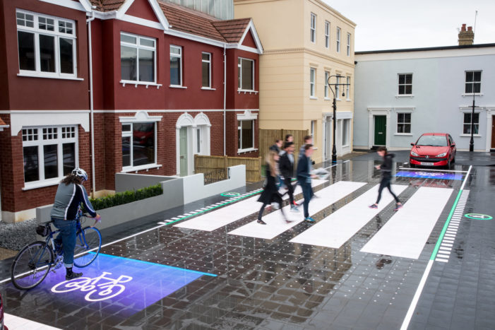 Direct Line and Saatchi & Saatchi London team to revolutionise pedestrian crossings