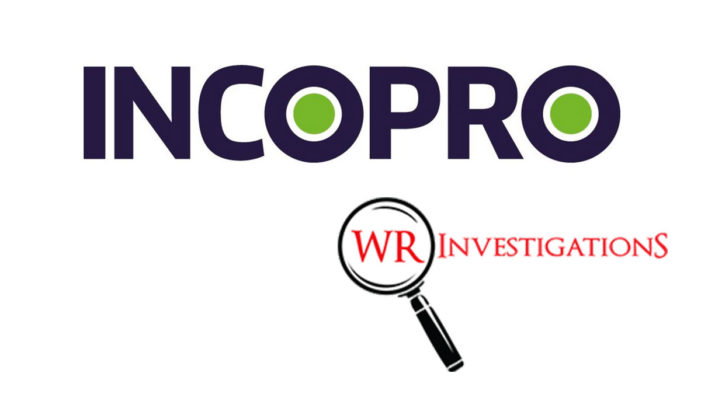 INCOPRO and WR Investigations Join Forces to Deliver a Full Online and Offline Brand Protection Capability