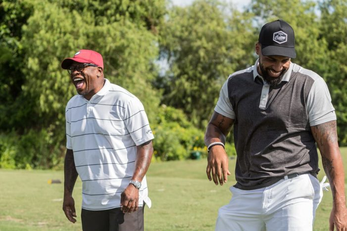 Rap Legend Scarface and Former NFL Player Arian Foster Face Off in Callaway's 'Golf Lives' Series
