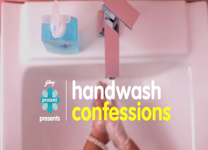 This Global Handwashing Day, Godrej protekt brings you the cutest #HandwashConfessions
