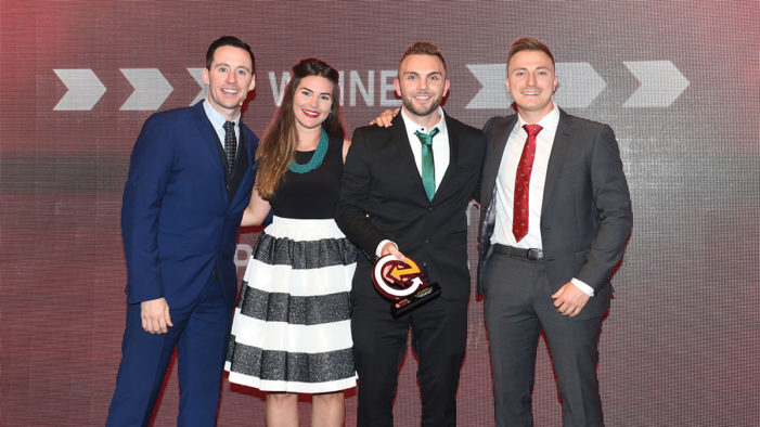 '£1 million month' sees Sheffield company win national eCommerce award