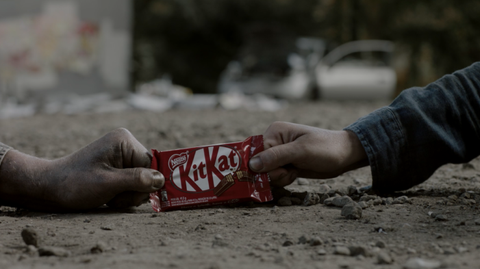 KITKAT Gives Consumers (and Zombies) A Break From The Usual Halloween Clichés In Campaign With Tasty Twist On Classic Horror Tropes