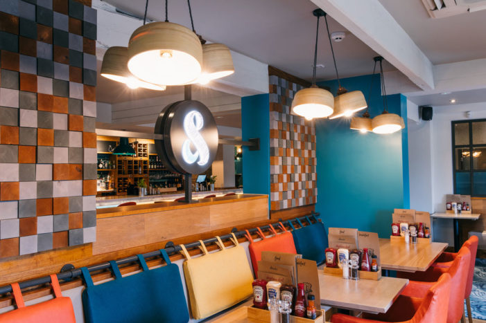 Bonfire Creates Identity for Whitbread's New Pub Restaurant Brand Cookhouse & Pub