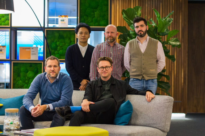 Jellyfish grows dynamic creative proposition in the UK with new hires