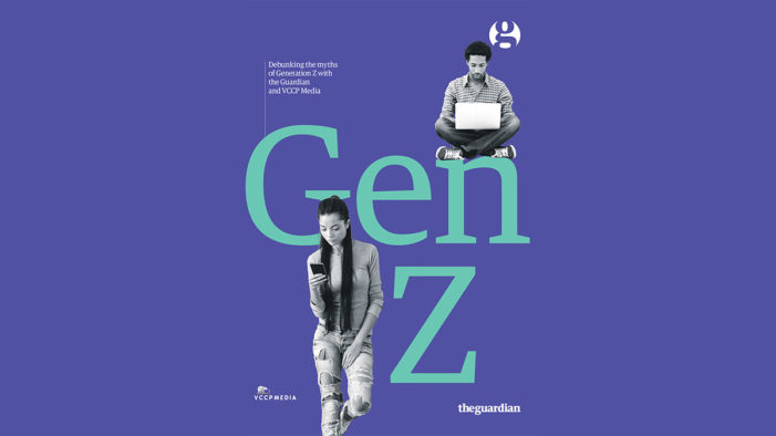 VCCP Media and The Guardian look to debunk the myths about Gen Z in new research