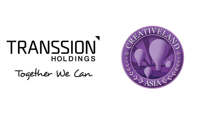 Creativeland Asia wins TRANSSION Holdings' business in India
