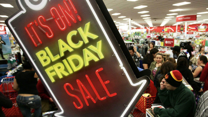 Keep Black Friday shopping free of fake goods